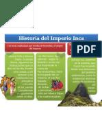 Historia Imperio Inca
