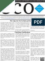 ECO - Bangkok Climate Negotiations - September 4 2012