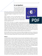 Galileo Global Navigation Satellite System