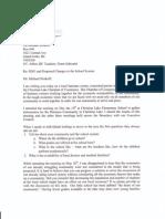 CLCC Support Letter
