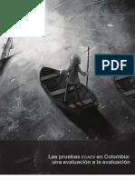 Las pruebas ECAES en Colombia