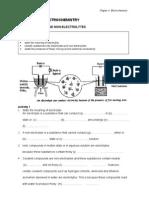 Electrochemistry Module