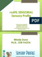 Perfil Sensorial Revision