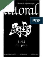 Littoral11-12 Du père