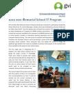 GVI Fiji July 2012 Achievement Report - RMMS IT Program