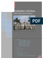 Gobierno Central