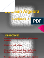 Boolean Algebra Part 2 April 73