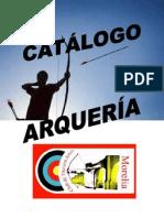 Catalago Arquería Morelia