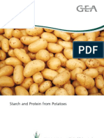 Starch Protein Potatoes B RR 10-11-0003