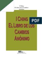 Anónimo - I ching, El Libro de los Cambios