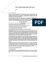 Contoh Prosedur Pengembangan Skala Thurstone (1)