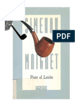 Simenon Georges - Pietr El Leton