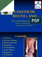 Cancer de Ano y Recto