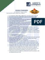 Design Standards 9-2011