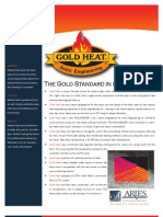 Gold Heat Sales Sheet 1