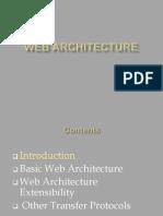 2. Web Architecture