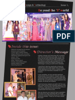 IDT Institute of Fashion, Interior, Design and Technology in Surat,Gujarat