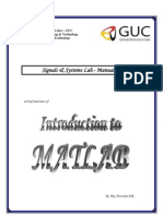 Manual 1 Matlab
