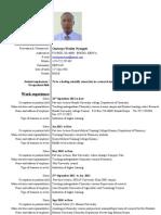 W. Nyaigoti Omwoyo CV