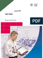 Vas 5052 Vehicle diagnostic tool manual