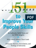 List 1000 inspirational ebooks available leadership leadership 151 quick ideas to improve your people skills fandeluxe Image collections