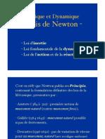 2 Lois de Newton.cours