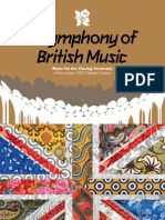 Digital Booklet - A Symphony of British Music_ Music for the Closing Ceremony of the London 2012 Olympic Games