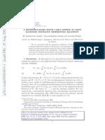 Re Gresi on Based Montecarlo Methods