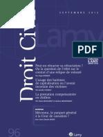 RLDC septembre 2012- 1re de couv