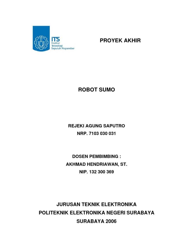 Robot Sumo Make Programmable Line Follower Based Microcontroller Atmega8535 1538883458v1