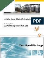 Pradeep Rathy - VAPCO Zero Liquid Discharge PPT