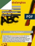 Balangkas