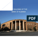 The Building of the Bank of Albania