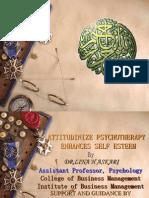 Attitudinize Psychotherapy New