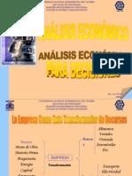 Análisis Económico para Decisiones
