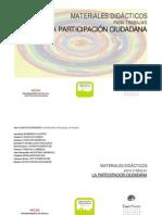 Materiales Didacticos Para La Participacion