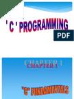 C Program Day-1