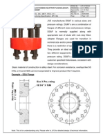 Double Studded Adapter Flange