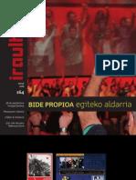 164 iraultzen (aldizkari sindikala, revista sindical, journal syndical)