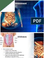 Abdominal Assesssment