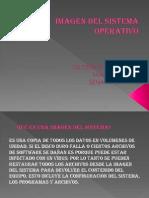 Imagen Del Sistema Operativo