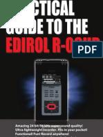 Edirol R-09hr Guide e2