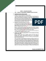 Advanced Accounts Amendments IPCC November 2012