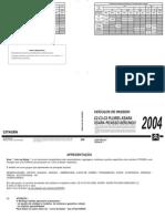 VEÍCULOS DE PASSEIO  C2-C3-C3 PLURIEL-XSARAXSARA PICASSO-BERLINGO pt_br_t1_2004  2004