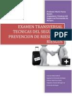Examen Transversal Seguros