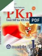 BukuBse.belajarOnlineGratis.com Kelas 1 Smp Mts Pkn Dasimbudimansyah 1