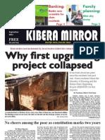 Kibera Mirror September