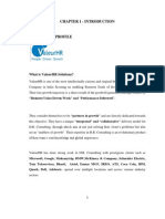Jyotin David - Project Report