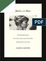 Black and Blue by Carol Mavor