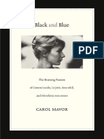 Black and Blue by Carol Mavor